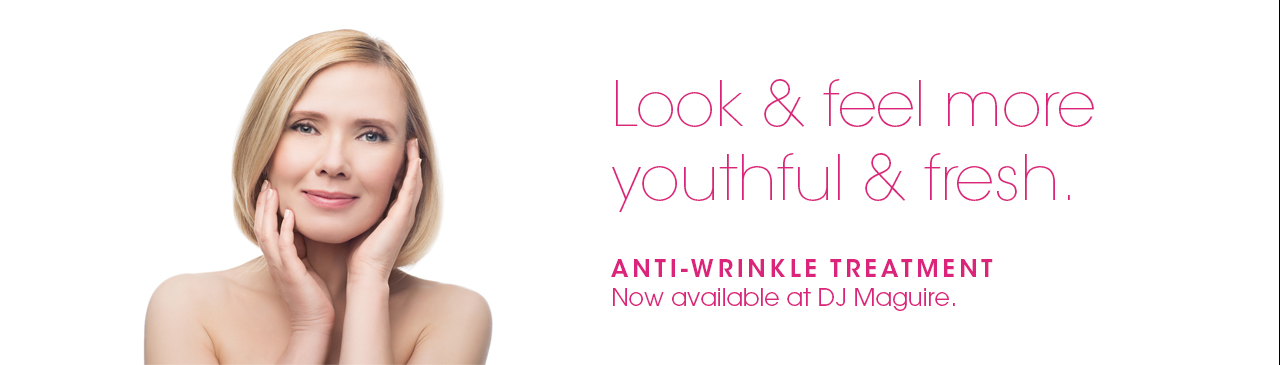look and feel more youthful and fresh